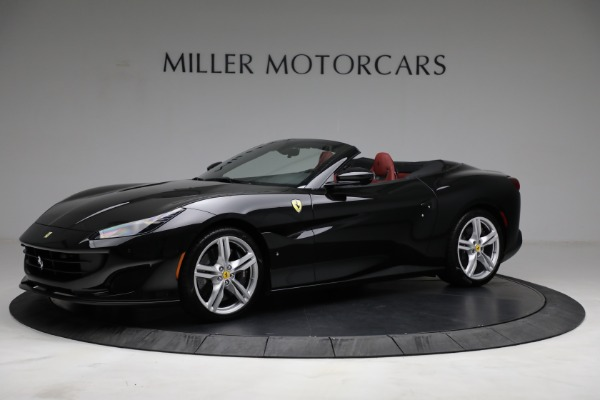 Used 2019 Ferrari Portofino for sale $249,900 at Rolls-Royce Motor Cars Greenwich in Greenwich CT 06830 2