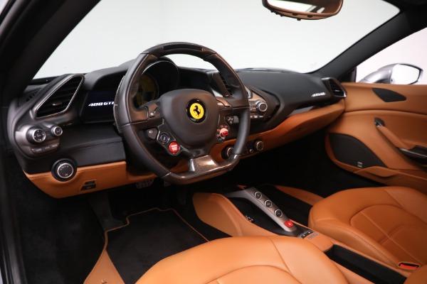 Used 2018 Ferrari 488 GTB for sale Sold at Rolls-Royce Motor Cars Greenwich in Greenwich CT 06830 13