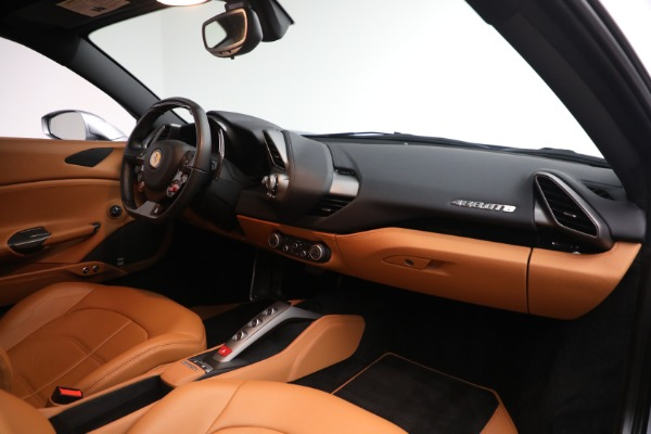 Used 2018 Ferrari 488 GTB for sale Sold at Rolls-Royce Motor Cars Greenwich in Greenwich CT 06830 17