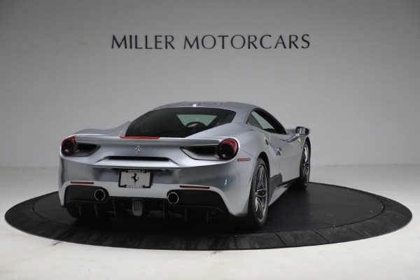 Used 2018 Ferrari 488 GTB for sale Sold at Rolls-Royce Motor Cars Greenwich in Greenwich CT 06830 7