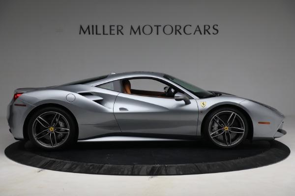 Used 2018 Ferrari 488 GTB for sale Sold at Rolls-Royce Motor Cars Greenwich in Greenwich CT 06830 9