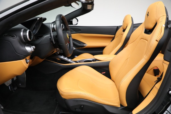 Used 2019 Ferrari Portofino for sale $231,900 at Rolls-Royce Motor Cars Greenwich in Greenwich CT 06830 18