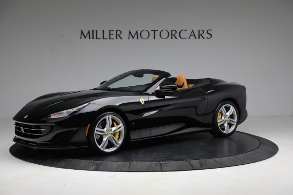 Used 2019 Ferrari Portofino for sale $231,900 at Rolls-Royce Motor Cars Greenwich in Greenwich CT 06830 2