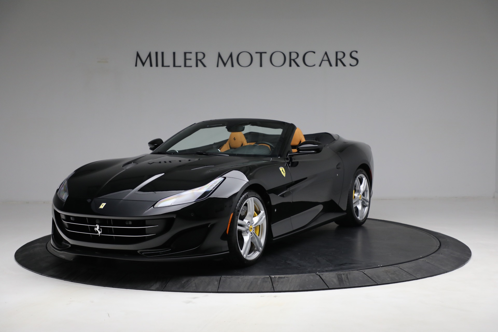 Used 2019 Ferrari Portofino for sale $231,900 at Rolls-Royce Motor Cars Greenwich in Greenwich CT 06830 1