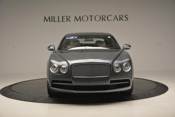 Used 2015 Bentley Flying Spur V8 for sale Sold at Rolls-Royce Motor Cars Greenwich in Greenwich CT 06830 13