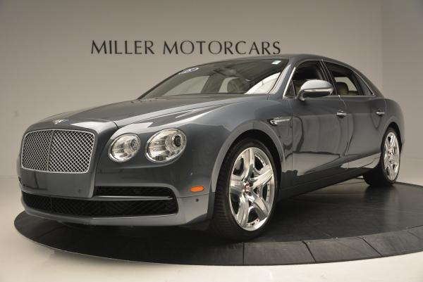 Used 2015 Bentley Flying Spur V8 for sale Sold at Rolls-Royce Motor Cars Greenwich in Greenwich CT 06830 19