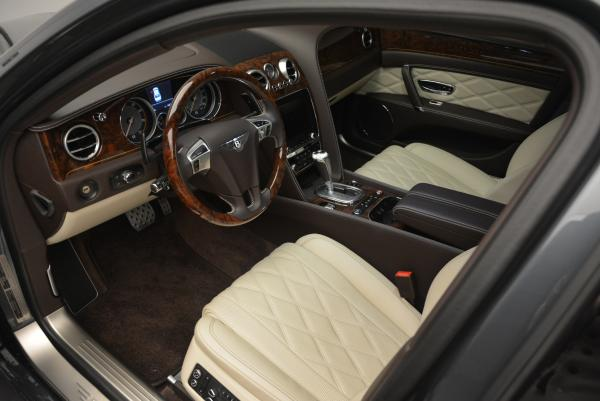 Used 2015 Bentley Flying Spur V8 for sale Sold at Rolls-Royce Motor Cars Greenwich in Greenwich CT 06830 24