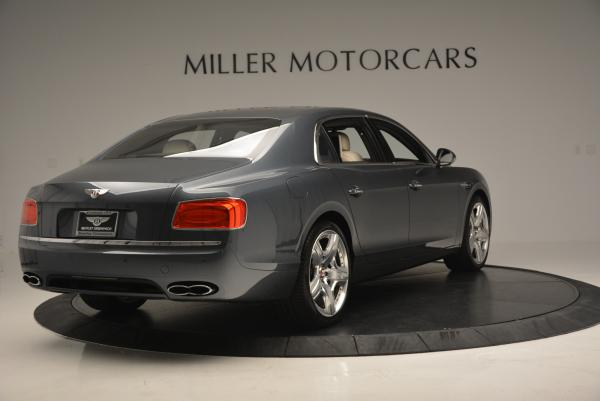 Used 2015 Bentley Flying Spur V8 for sale Sold at Rolls-Royce Motor Cars Greenwich in Greenwich CT 06830 8