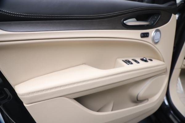 New 2021 Alfa Romeo Stelvio Ti Q4 for sale $54,755 at Rolls-Royce Motor Cars Greenwich in Greenwich CT 06830 14
