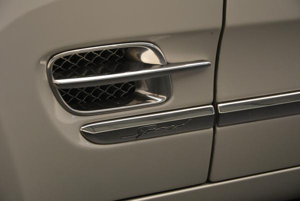 Used 2016 Bentley Mulsanne Speed for sale Sold at Rolls-Royce Motor Cars Greenwich in Greenwich CT 06830 19