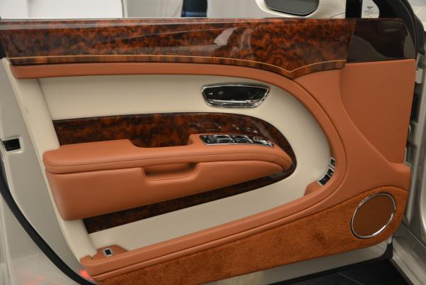 Used 2016 Bentley Mulsanne Speed for sale Sold at Rolls-Royce Motor Cars Greenwich in Greenwich CT 06830 24