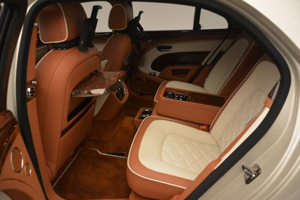 Used 2016 Bentley Mulsanne Speed for sale Sold at Rolls-Royce Motor Cars Greenwich in Greenwich CT 06830 27