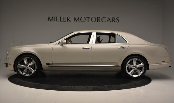 Used 2016 Bentley Mulsanne Speed for sale Sold at Rolls-Royce Motor Cars Greenwich in Greenwich CT 06830 3