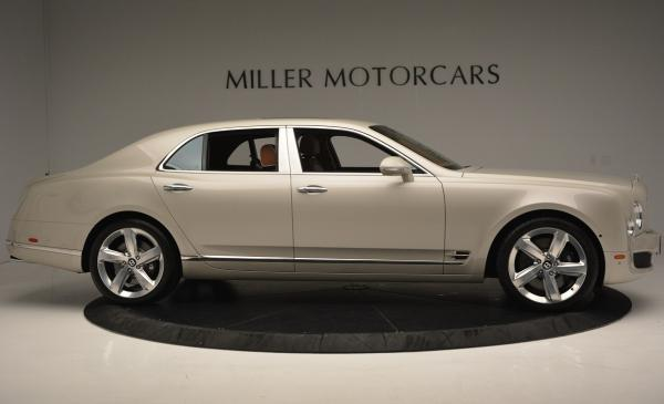 Used 2016 Bentley Mulsanne Speed for sale Sold at Rolls-Royce Motor Cars Greenwich in Greenwich CT 06830 8