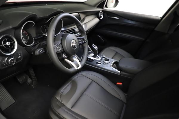New 2021 Alfa Romeo Stelvio Q4 for sale $50,535 at Rolls-Royce Motor Cars Greenwich in Greenwich CT 06830 16