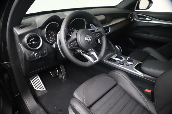 New 2021 Alfa Romeo Stelvio Ti Sport Q4 for sale $56,900 at Rolls-Royce Motor Cars Greenwich in Greenwich CT 06830 13