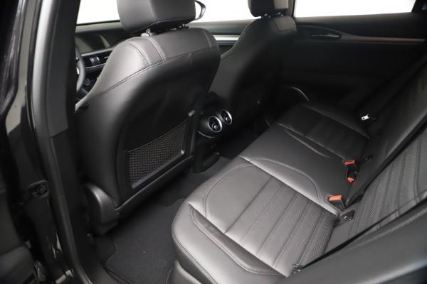 New 2021 Alfa Romeo Stelvio Ti Sport Q4 for sale $56,900 at Rolls-Royce Motor Cars Greenwich in Greenwich CT 06830 17