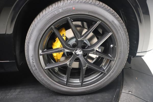 New 2021 Alfa Romeo Stelvio Ti Sport Q4 for sale $56,900 at Rolls-Royce Motor Cars Greenwich in Greenwich CT 06830 22
