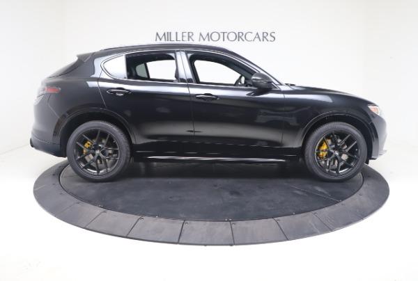 New 2021 Alfa Romeo Stelvio Ti Sport Q4 for sale $56,900 at Rolls-Royce Motor Cars Greenwich in Greenwich CT 06830 9