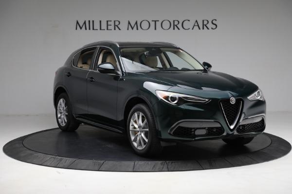 New 2021 Alfa Romeo Stelvio Ti Q4 for sale $55,205 at Rolls-Royce Motor Cars Greenwich in Greenwich CT 06830 11