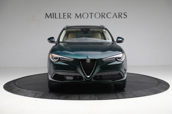 New 2021 Alfa Romeo Stelvio Ti Q4 for sale $55,205 at Rolls-Royce Motor Cars Greenwich in Greenwich CT 06830 12