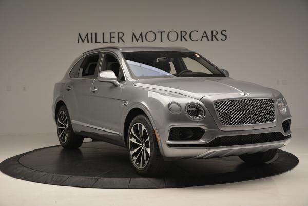 Used 2017 Bentley Bentayga W12 for sale Sold at Rolls-Royce Motor Cars Greenwich in Greenwich CT 06830 13