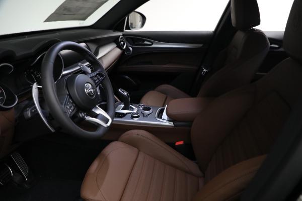 New 2021 Alfa Romeo Stelvio Ti Sport Q4 for sale $58,500 at Rolls-Royce Motor Cars Greenwich in Greenwich CT 06830 13