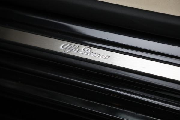 New 2021 Alfa Romeo Stelvio Ti Q4 for sale $57,400 at Rolls-Royce Motor Cars Greenwich in Greenwich CT 06830 23