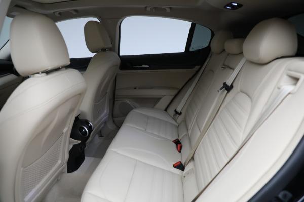 New 2021 Alfa Romeo Stelvio Ti Q4 for sale $57,400 at Rolls-Royce Motor Cars Greenwich in Greenwich CT 06830 26