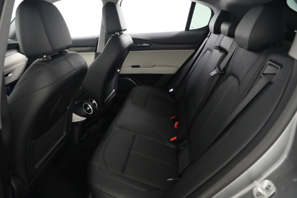 New 2021 Alfa Romeo Stelvio Ti Q4 for sale $54,400 at Rolls-Royce Motor Cars Greenwich in Greenwich CT 06830 18