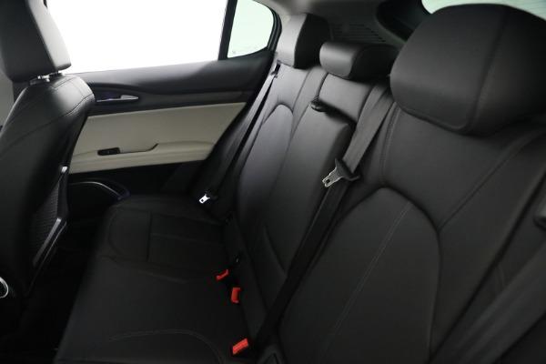 New 2021 Alfa Romeo Stelvio Ti Q4 for sale $54,400 at Rolls-Royce Motor Cars Greenwich in Greenwich CT 06830 19