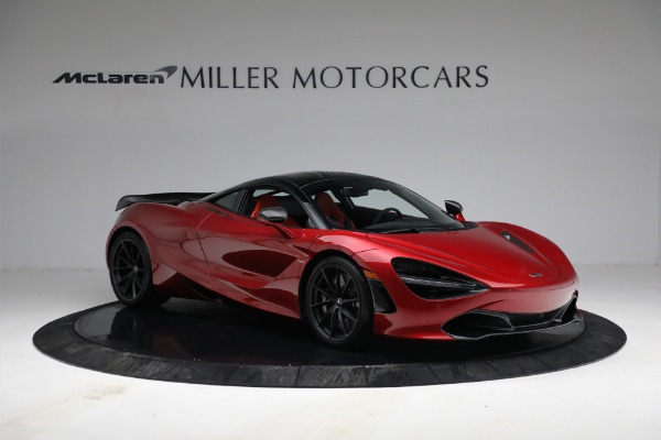 Used 2020 McLaren 720S Performance for sale $334,900 at Rolls-Royce Motor Cars Greenwich in Greenwich CT 06830 10