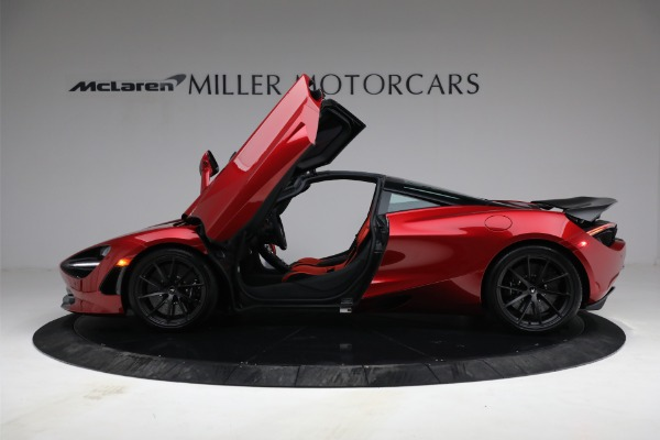 Used 2020 McLaren 720S Performance for sale $334,900 at Rolls-Royce Motor Cars Greenwich in Greenwich CT 06830 15