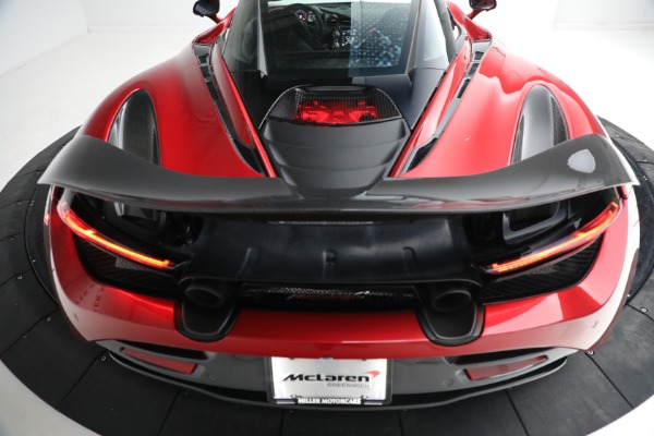Used 2020 McLaren 720S Performance for sale $334,900 at Rolls-Royce Motor Cars Greenwich in Greenwich CT 06830 26