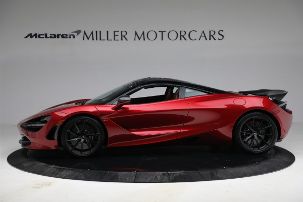 Used 2020 McLaren 720S Performance for sale $334,900 at Rolls-Royce Motor Cars Greenwich in Greenwich CT 06830 3
