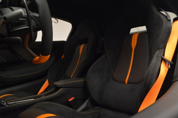 Used 2016 McLaren 570S for sale Sold at Rolls-Royce Motor Cars Greenwich in Greenwich CT 06830 16