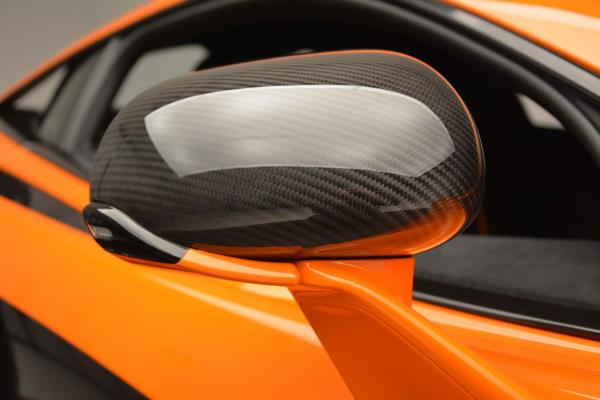 Used 2016 McLaren 570S for sale Sold at Rolls-Royce Motor Cars Greenwich in Greenwich CT 06830 21
