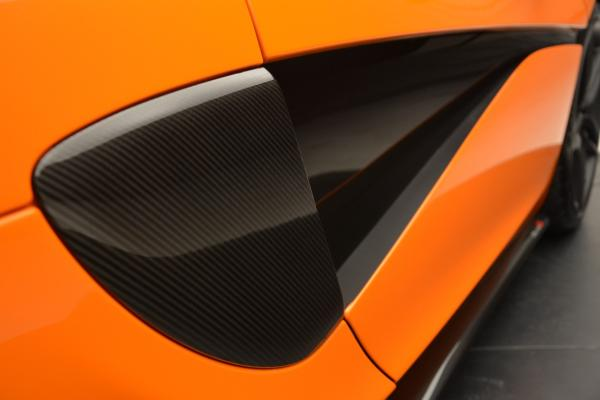 Used 2016 McLaren 570S for sale Sold at Rolls-Royce Motor Cars Greenwich in Greenwich CT 06830 22