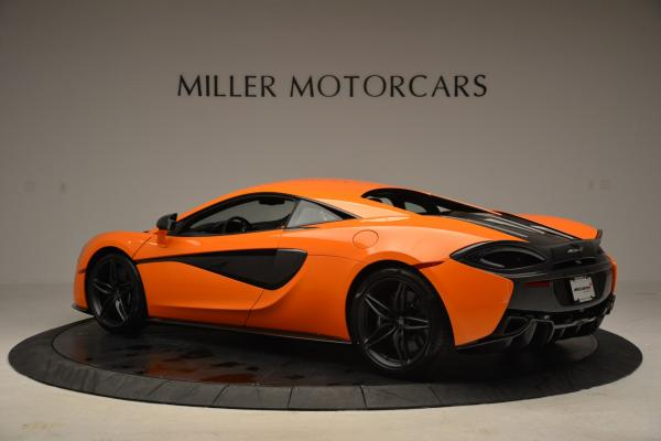 Used 2016 McLaren 570S for sale Sold at Rolls-Royce Motor Cars Greenwich in Greenwich CT 06830 4