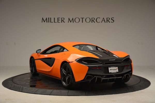 Used 2016 McLaren 570S for sale Sold at Rolls-Royce Motor Cars Greenwich in Greenwich CT 06830 5