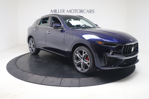 New 2021 Maserati Levante GranSport for sale Call for price at Rolls-Royce Motor Cars Greenwich in Greenwich CT 06830 11
