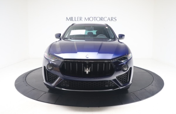 New 2021 Maserati Levante GranSport for sale Call for price at Rolls-Royce Motor Cars Greenwich in Greenwich CT 06830 12