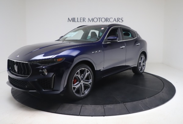 New 2021 Maserati Levante GranSport for sale Call for price at Rolls-Royce Motor Cars Greenwich in Greenwich CT 06830 2