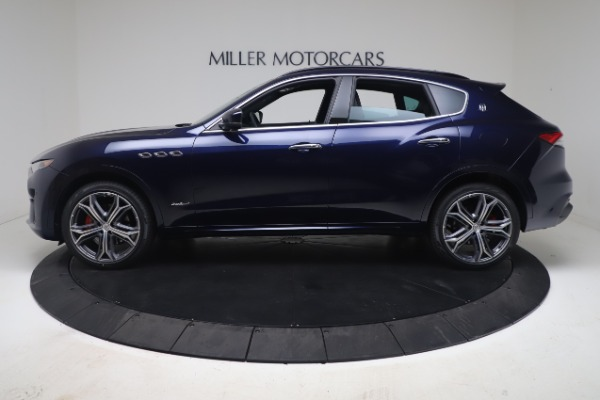 New 2021 Maserati Levante GranSport for sale Call for price at Rolls-Royce Motor Cars Greenwich in Greenwich CT 06830 3