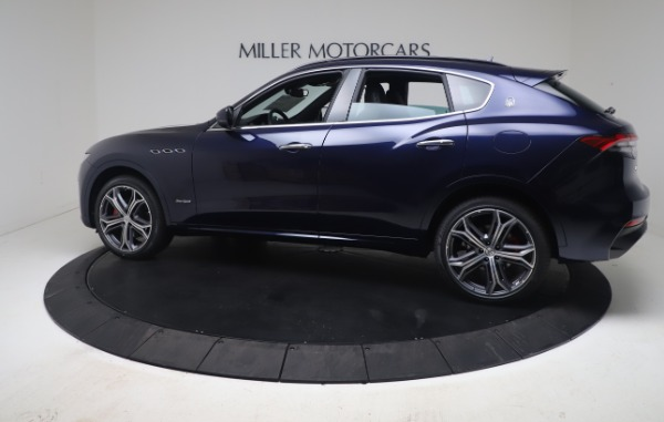 New 2021 Maserati Levante GranSport for sale Call for price at Rolls-Royce Motor Cars Greenwich in Greenwich CT 06830 4