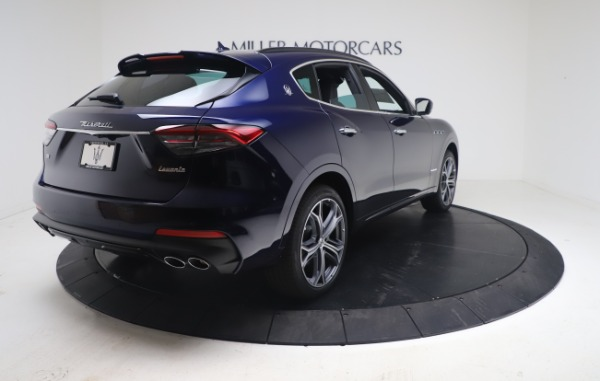 New 2021 Maserati Levante GranSport for sale Call for price at Rolls-Royce Motor Cars Greenwich in Greenwich CT 06830 7