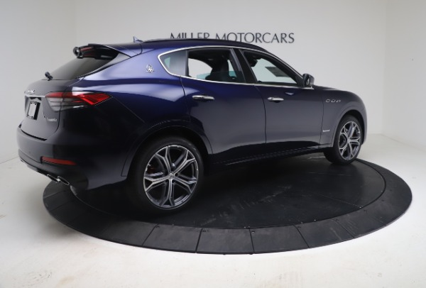 New 2021 Maserati Levante GranSport for sale Call for price at Rolls-Royce Motor Cars Greenwich in Greenwich CT 06830 8