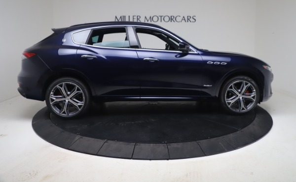 New 2021 Maserati Levante GranSport for sale Call for price at Rolls-Royce Motor Cars Greenwich in Greenwich CT 06830 9