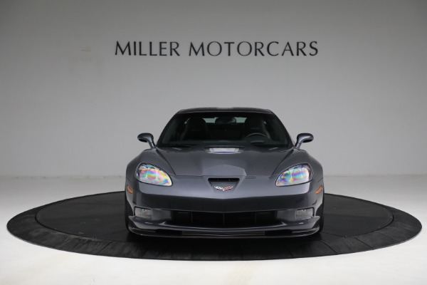 Used 2010 Chevrolet Corvette ZR1 for sale Call for price at Rolls-Royce Motor Cars Greenwich in Greenwich CT 06830 12