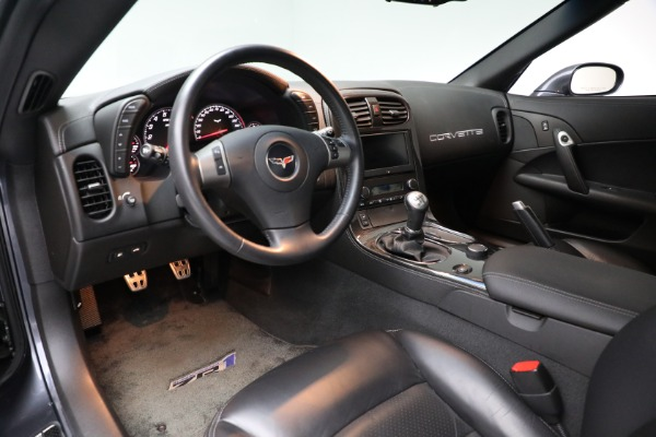 Used 2010 Chevrolet Corvette ZR1 for sale Call for price at Rolls-Royce Motor Cars Greenwich in Greenwich CT 06830 13